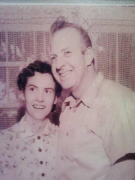 Gaylord and His wife