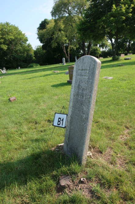C:\Users\Vern\Pictures\Historical\Fort Hill Cemetery\2019-07 John Heider restoration photos\(2b) 20190723_IMG_4130.JPG