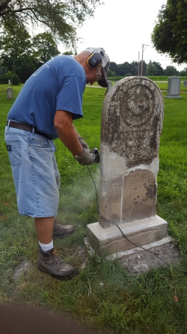 C:\Users\Vern\Pictures\Historical\Fort Hill Cemetery\2019-07 John Heider restoration photos\(11a) 20190726_082746.jpg