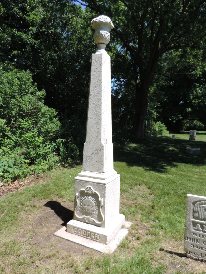 C:\Users\Vern\Pictures\Historical\Fort Hill Cemetery\COMBINED FORT HILL PHOTOS\Cooper, John and Eliza 2020-06-11 final clean DSCN6448.JPG