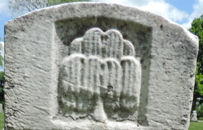 C:\Users\Vern\Pictures\Historical\Fort Hill Cemetery\COMBINED FORT HILL PHOTOS\Fort Hill gravestone symbols\Willow Tree - Asel Granger.jpg